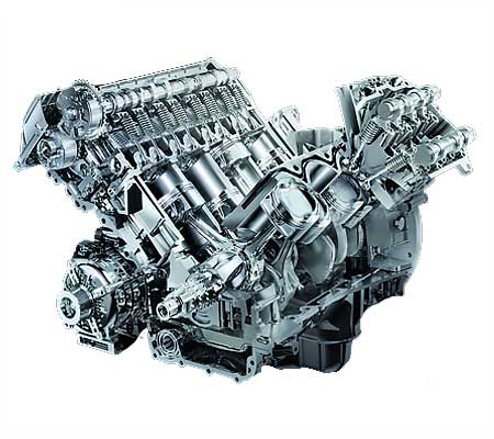 Дизельный мотор 1VD-FTV
