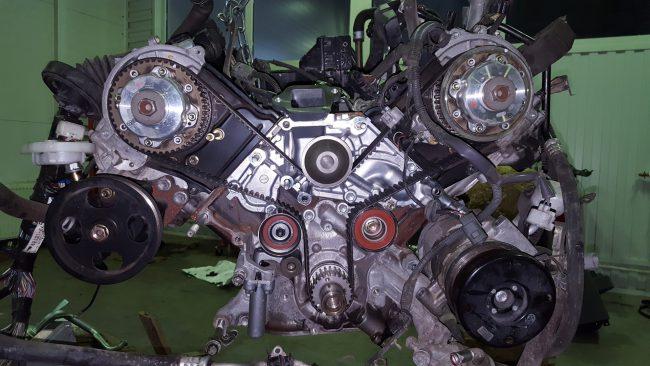 Контрактный двигатель 2UZ-FE