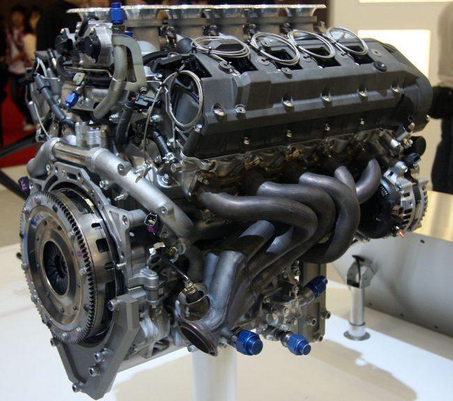 Мотор 1LR-GUE