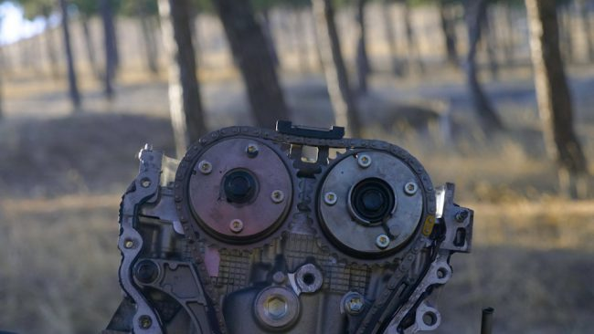 Муфты VVT-i силового агрегата 2AR-FXE