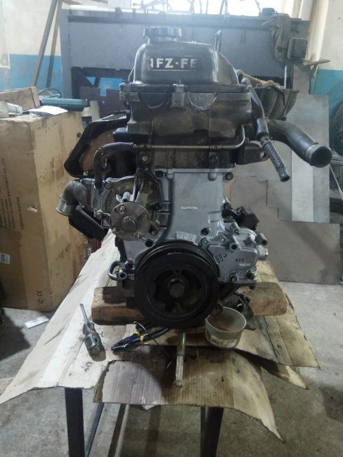 Силовая установка 1FZ-FE
