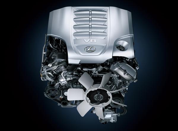 Современный мотор 3UR-FE