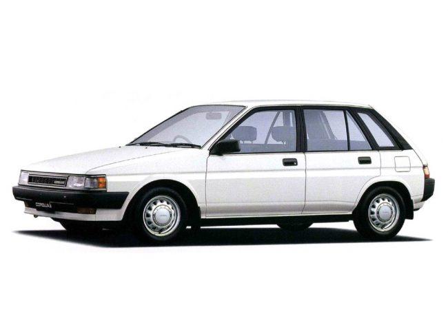 Corolla II L30 (1988)