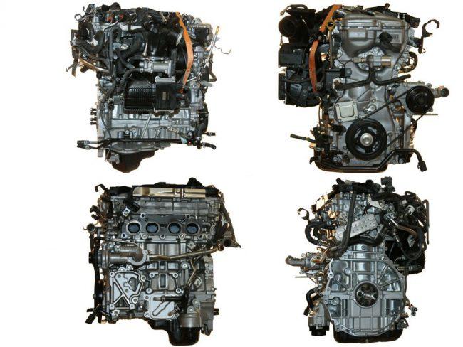 Внешний вид двигателя 2AR-FSE