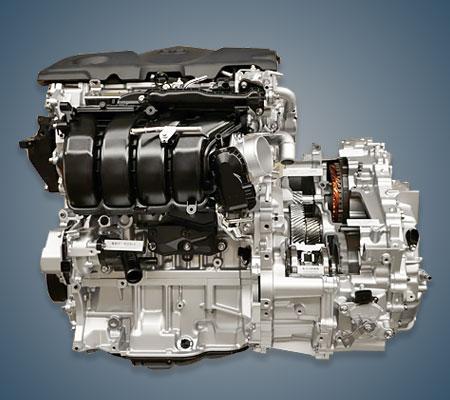 Мотор A25A-FKS