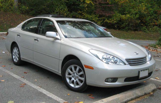 Lexus четвертого поколения