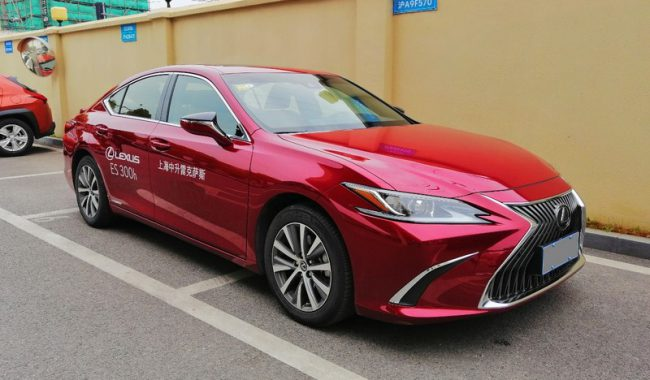 Lexus ES седьмого поколения