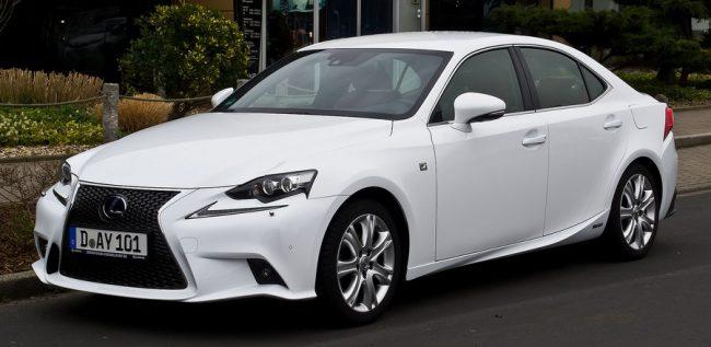 Lexus третьего поколения