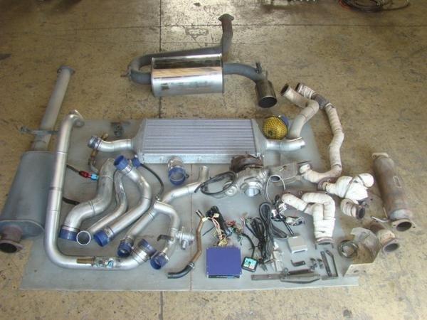 Набор для тюнинга двигателя Lexus RX