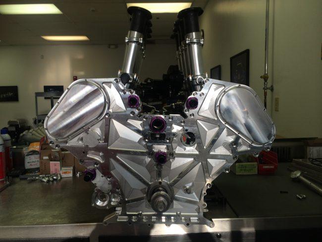 Подготовка двигателя 2UR-GSE к свапу