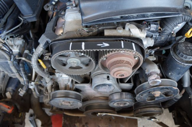 Ремонт двигателя 2JZ-GE