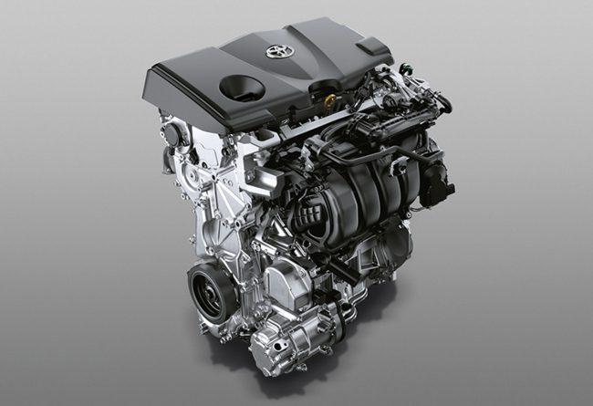 Двигатель A25A-FKS