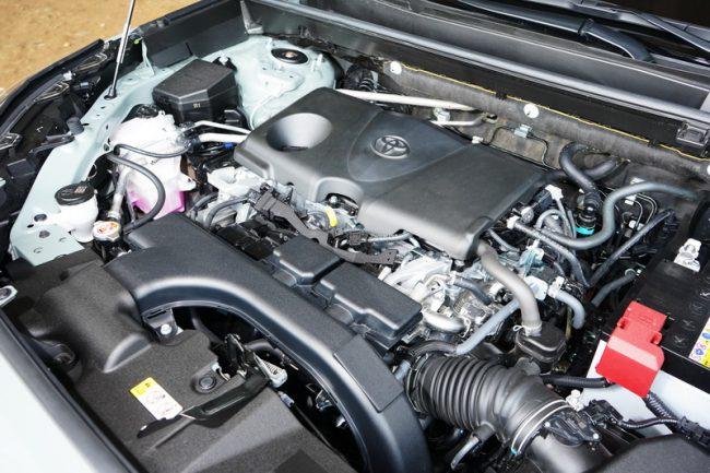 A25A-FKS под капотом Toyota Rav4