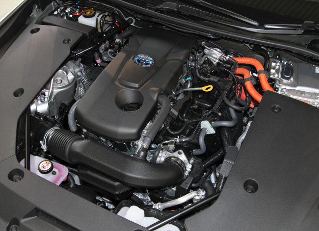 A25A-FXS под капотом Toyota Crown Hybrid