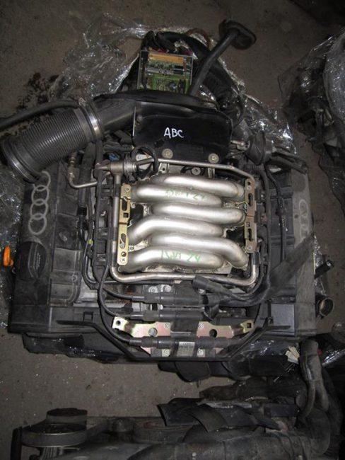Силовая установка ABC