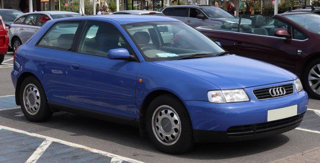 Audi A3 первого поколения