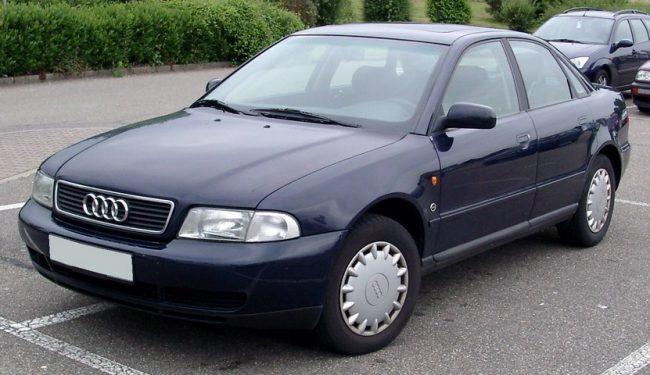 Audi A4 первого поколения