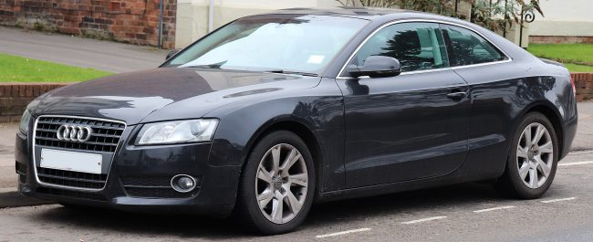Audi A5 первого поколения
