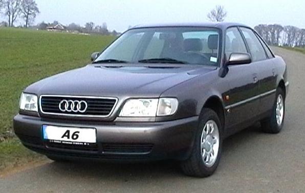 Audi A6 первого поколения