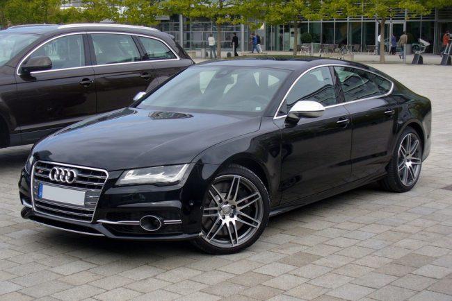 Audi A7 первого поколения