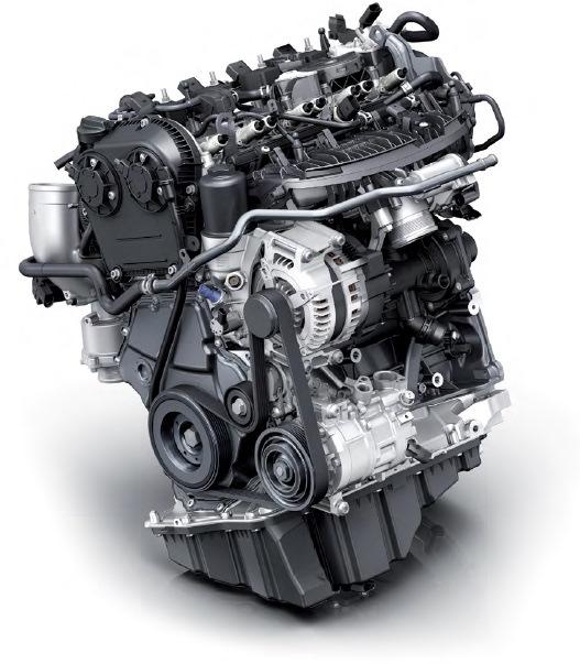 Двигатель CYRB