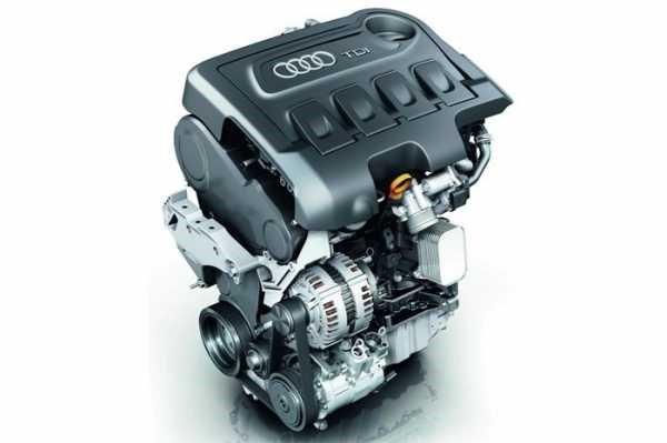 Дизельный двигатель CBBB