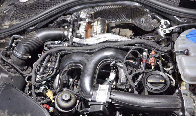 Дизельный двигатель CDUC
