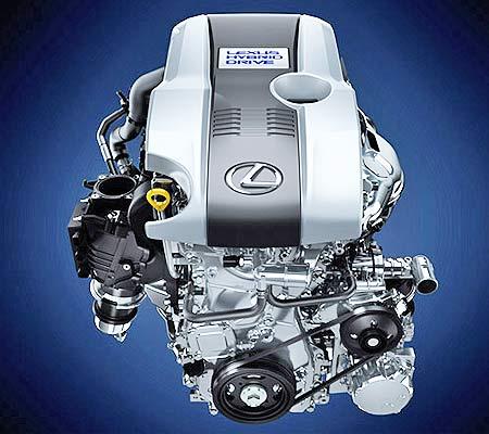Двигатель 2AR-FSE