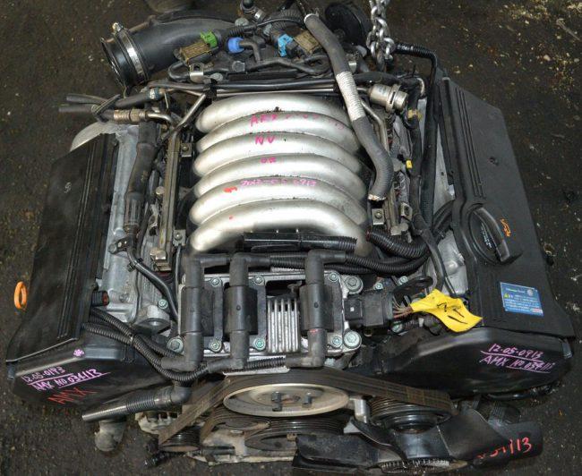 Двигатель ACK