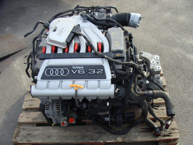 Двигатель BUB