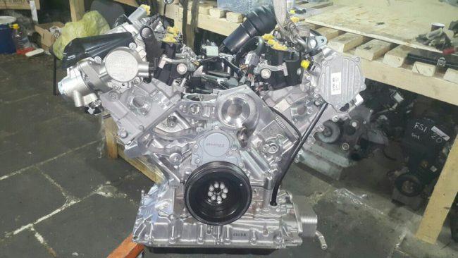 Двигатель CHVA
