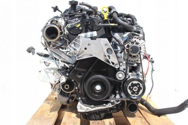 Двигатель CZPB