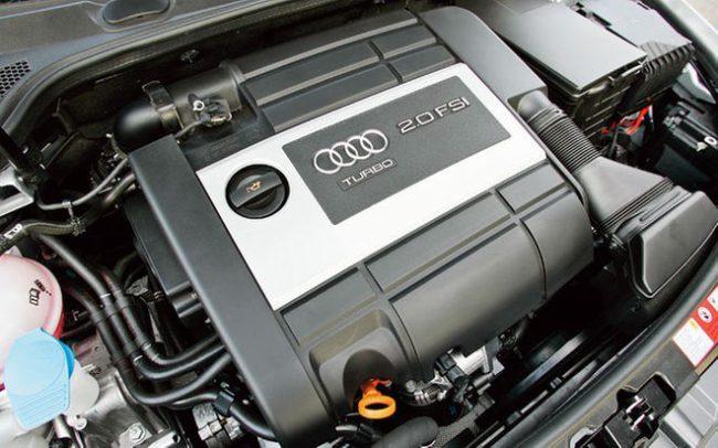 Двухлитровый BWA – один из моторов серии TFSI для машин Audi TT