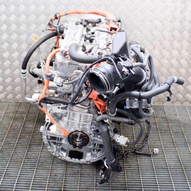 Контактный двигатель 2AR-FXE