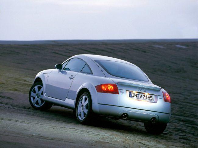 Купе Audi TT – быстро и со вкусом