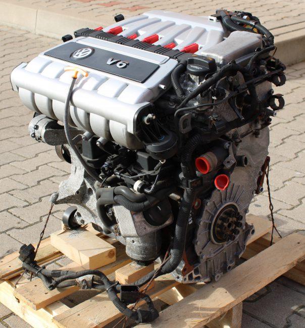 Мощный двигатель BUB
