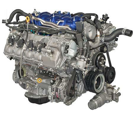 Мотор 2UR-GSE