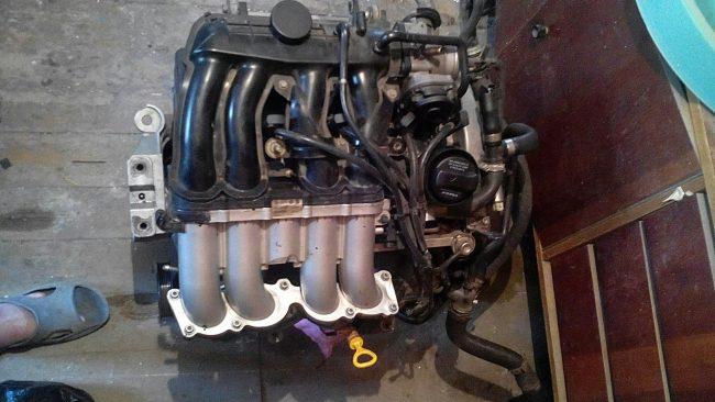 Мотор AGN