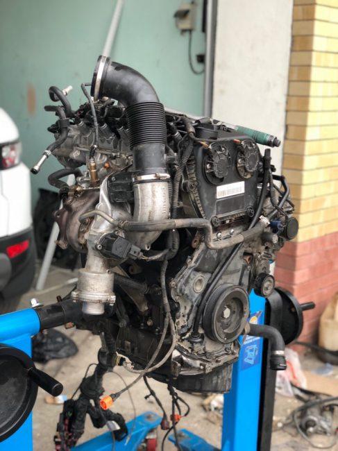 Мотор CNCD