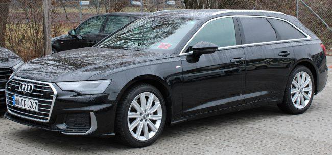 Пятое поколение Audi A6