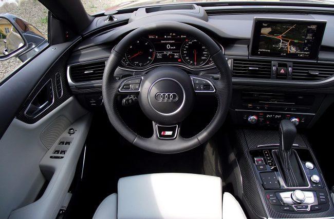 Салон Audi A7