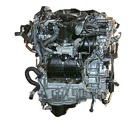 Силовой агрегат 2AR-FSE