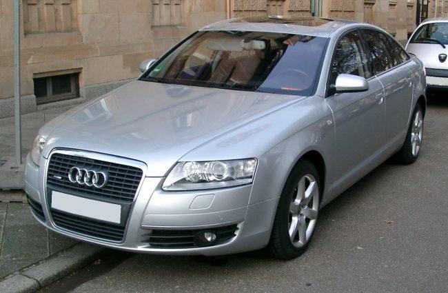 Третье поколение Audi A6