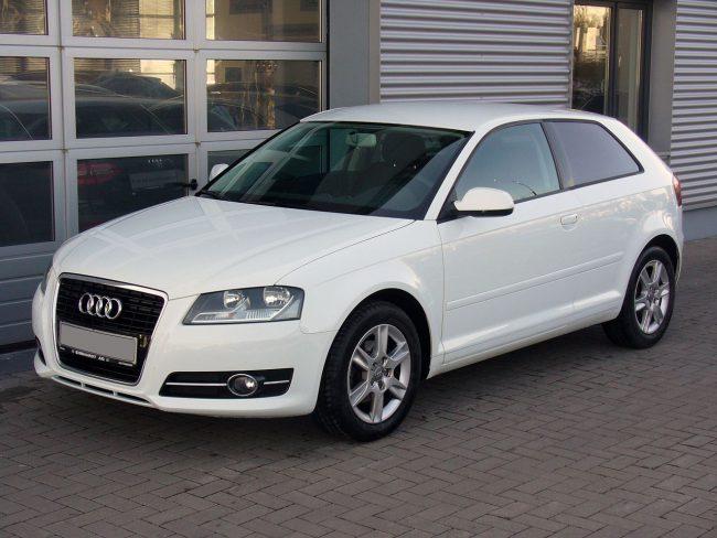 Второе поколение Audi A3