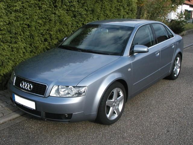 Второе поколение Audi A4