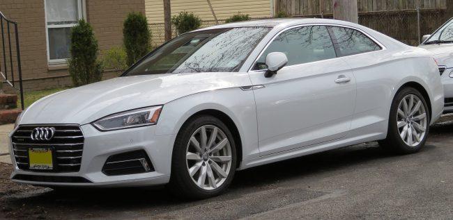 Второе поколение Audi A5