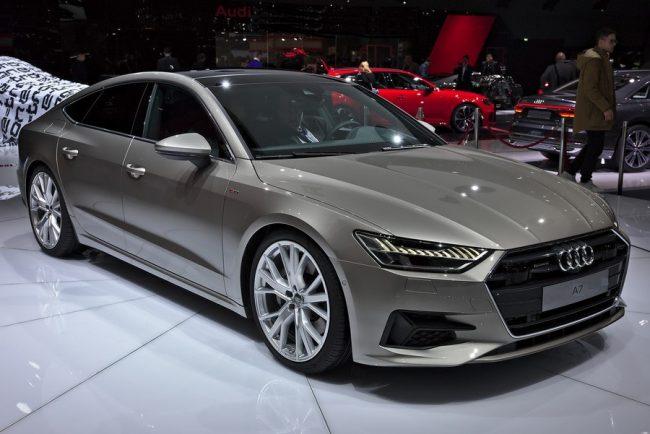 Второе поколение Audi A7