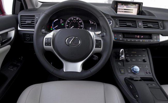Комплектация автомобиля Lexus CT 200h