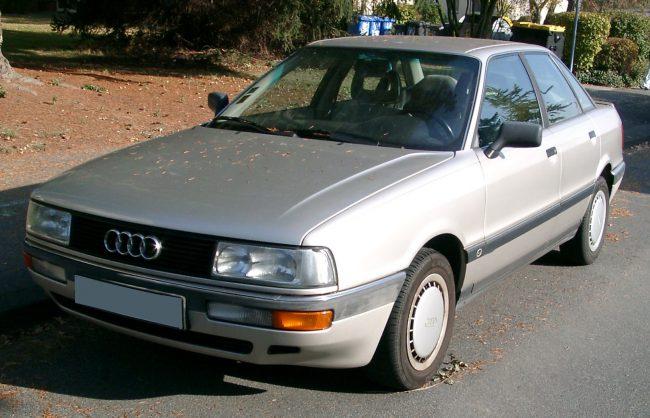 Audi 90 второго поколения