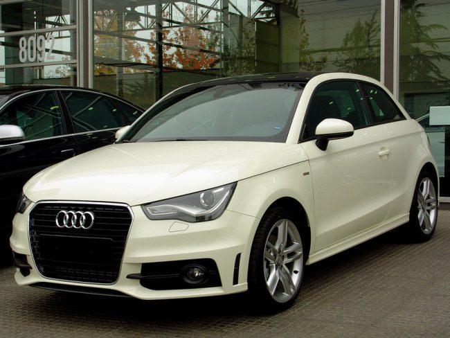 Audi A1 первого поколения